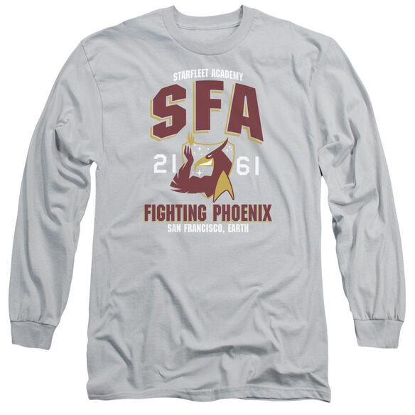 Star Trek Sfa Fighting Phoenix Long Sleeve Adult T-Shirt