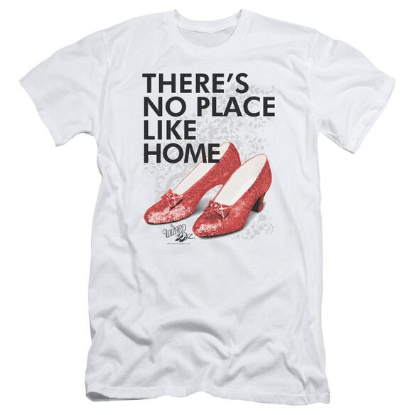Wizard Of Oz No Place Like Home Short Sleeve Adult T-Shirt