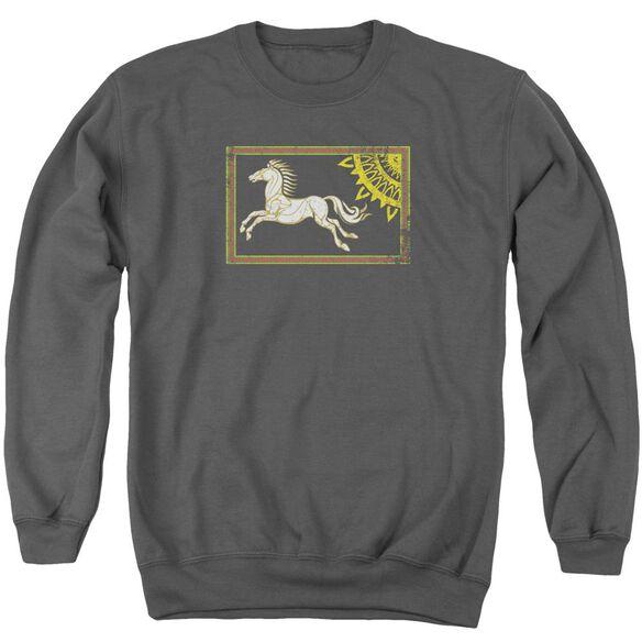 Lor Rohan Banner Adult Crewneck Sweatshirt