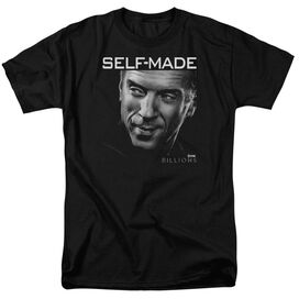 Billions Self Made Short Sleeve Adult T-Shirt