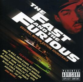 Various Artists - Fast and the Furious [Original Motion Picture Soundtrack]