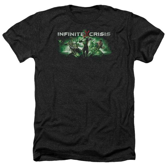 Infinite Crisis Ic Green Adult Heather