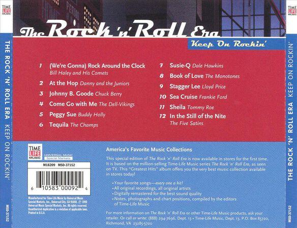 Keep On Rockin 0898