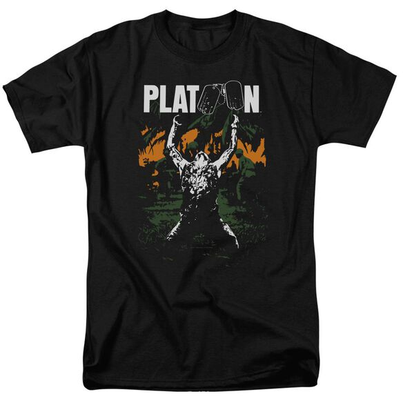 Platoon Graphic Short Sleeve Adult T-Shirt