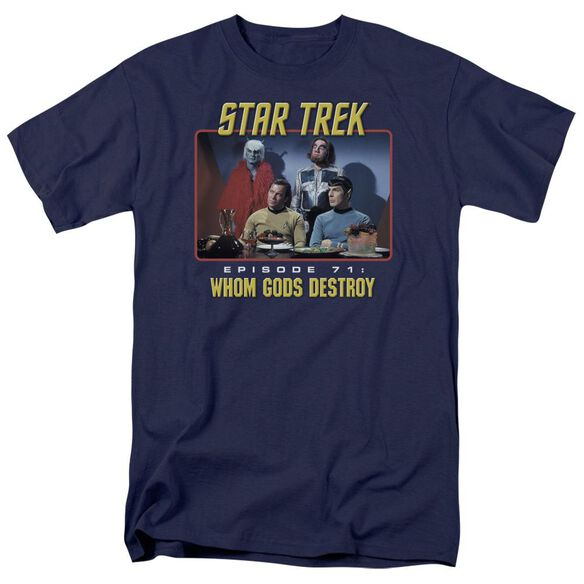 Star Trek Episode 71 Short Sleeve Adult T-Shirt