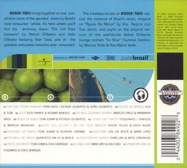 Various Artists - Pure Brazil: Bossa4Two