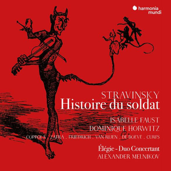 Isabelle Faust - Stravinsky: The Solider's Tale