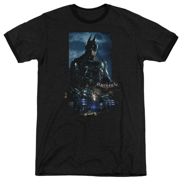 Batman Arkham Knight Batmobile Adult Heather Ringer