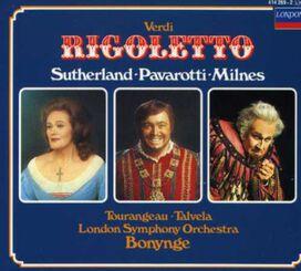 Luciano Pavarotti - Rigoletto