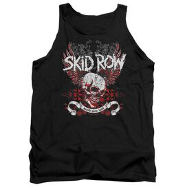 Skid Row Winged Skull Adult Tank