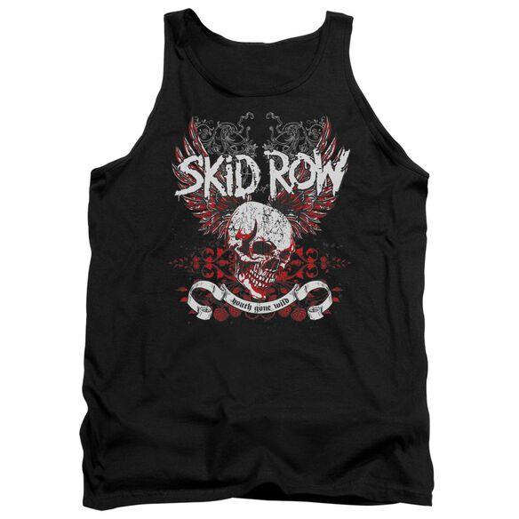Skid Row Winged Skull Adult Tank