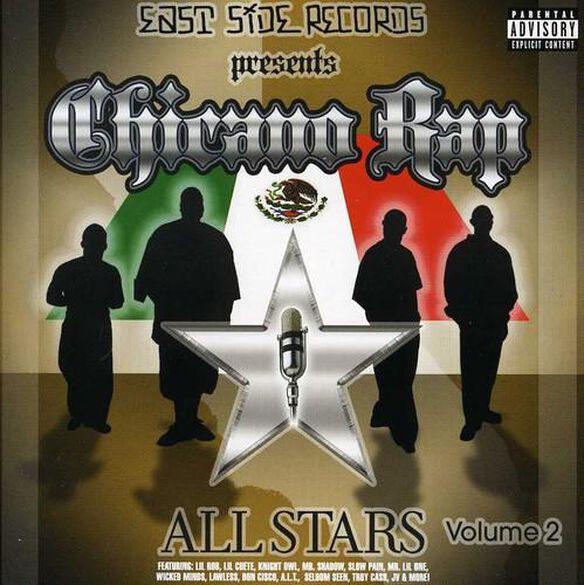 Various Artists - Chicano Rap Allstars, Vol. 2