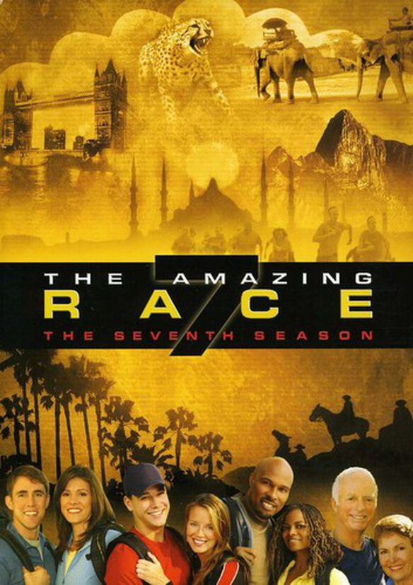The Amazing Race: The Complete Seventh Season