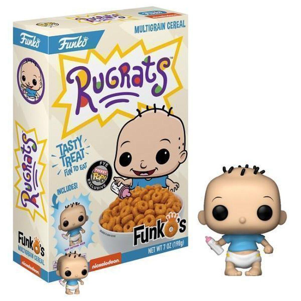 Rugrats Tommy Pickles Funkos Cereal Fye