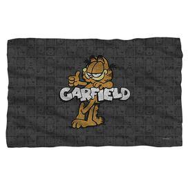 Garfield Retro Fleece Blanket