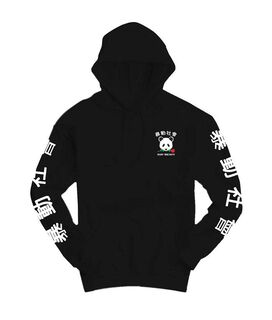 Riot Society Panda Kanji Hoodie
