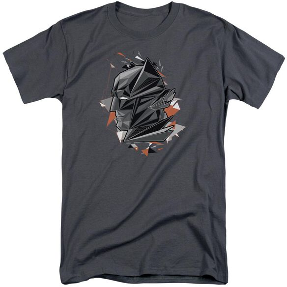 Batman V Superman Bat Head Tech Short Sleeve Adult Tall T-Shirt