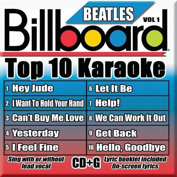 Various Artists - Billboard Top 10: Beatles, Vol. 1