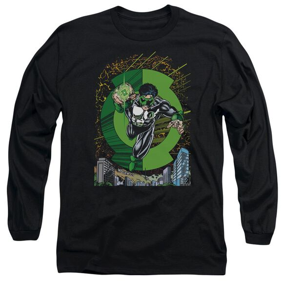 Green Lantern Gl #51 Cover Long Sleeve Adult T-Shirt