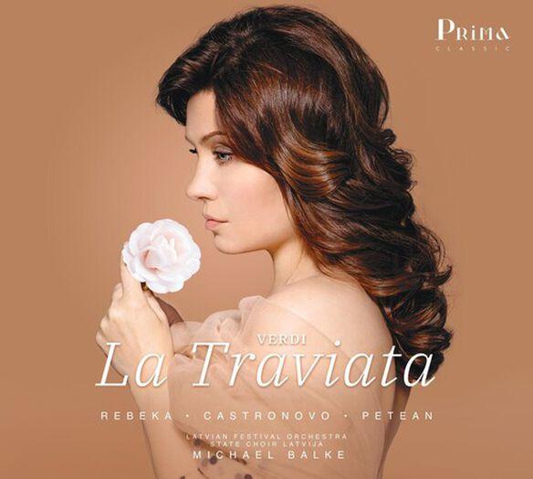 Marina Rebeka / Charles Castronovo - La Traviata