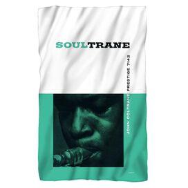 John Coltrane Soul Trane Fleece Blanket