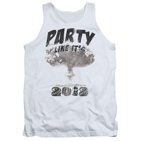 Party Like Its 2012 Adult Tank