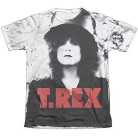 T Rex The Slider Cover Adult Poly Cotton Short Sleeve Tee T-Shirt