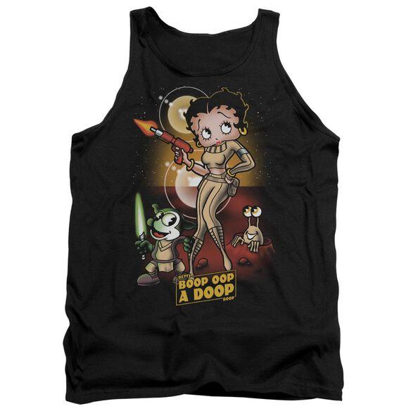 Betty Boop Star Princess Adult Tank