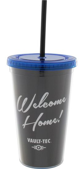 Fallout Vault-Tec Welcome Home Travel Cup