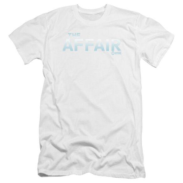 Affair Logo Premuim Canvas Adult Slim Fit