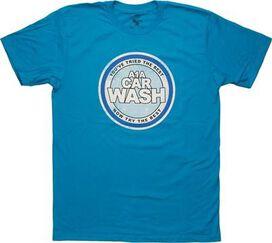 Breaking Bad A1A Car Wash T-Shirt Sheer