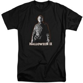 Halloween Ii Michael Myers Short Sleeve Adult Tall T-Shirt