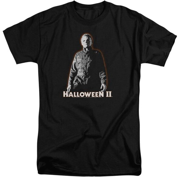 Halloween Ii Michael Myers Short Sleeve Adult Tall T-Shirt