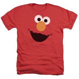 Sesame Street Elmo Face Adult Heather