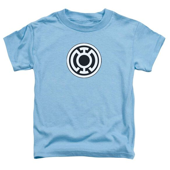 Green Lantern Blue Lantern Logo Short Sleeve Toddler Tee Carolina Blue Md T-Shirt