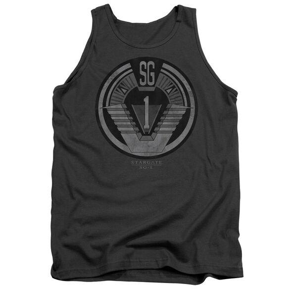 Sg1 Team Badge Adult Tank