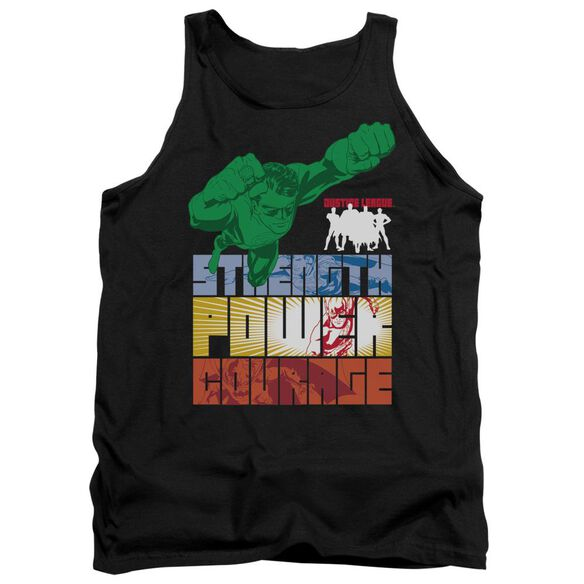 Jla Heroic Qualities Adult Tank