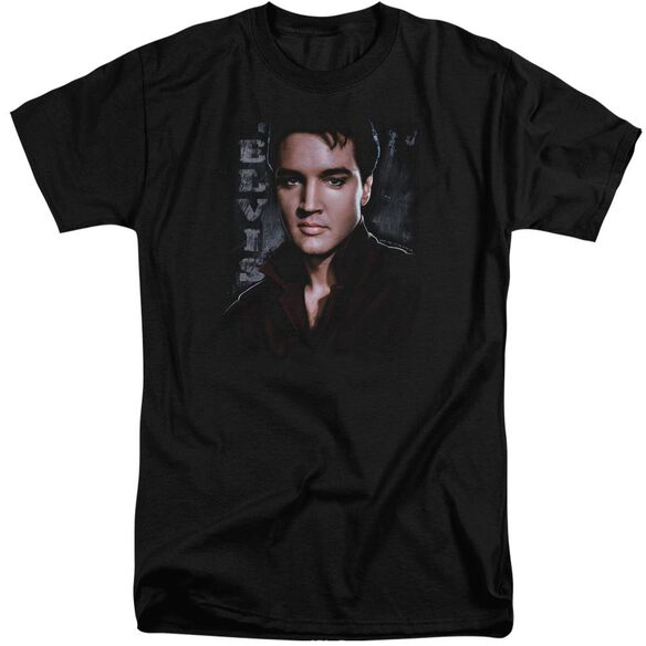 Elvis Tough Short Sleeve Adult Tall T-Shirt