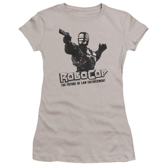 Robocop Future Of Law Premium Bella Junior Sheer Jersey