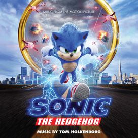 Tom Holkenborg - Sonic the Hedgehog - Music From the Motion Picture [Exclusive Sonic Blue Vinyl]
