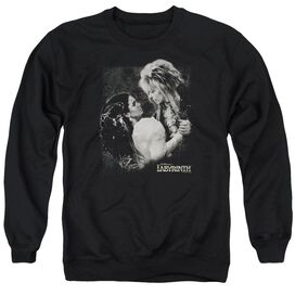 Labyrinth Dream Dance Adult Crewneck Sweatshirt