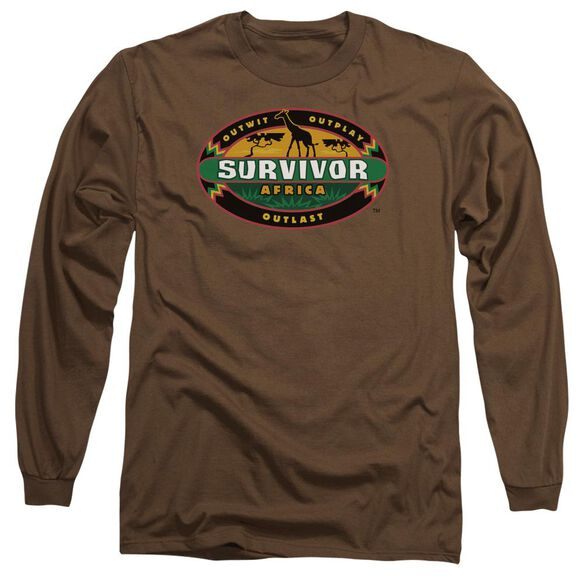 SURVIVOR AFRICA-L/S T-Shirt