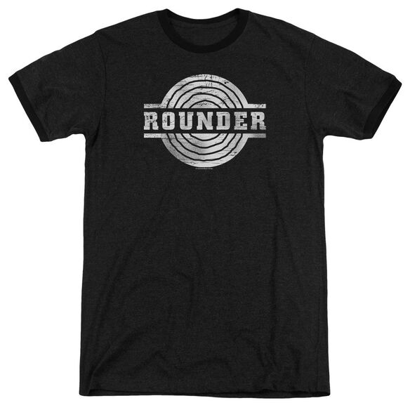 Rounder Rounder Retro Adult Heather Ringer