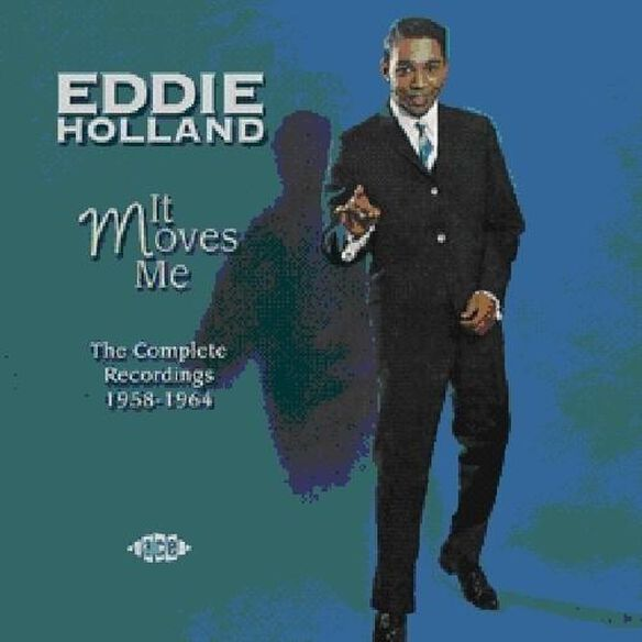 It Moves Me: Complete Recordings 1958 1964 (Uk)
