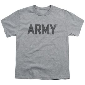 Army Star Short Sleeve Youth Athletic T-Shirt