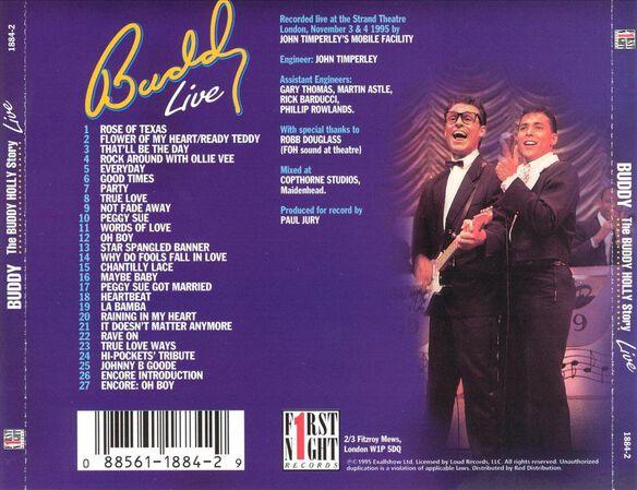Olc. Buddy Live 1199