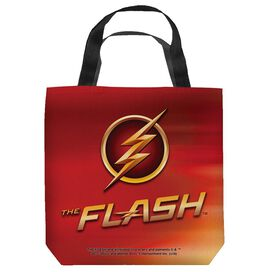 The Flash Tv Logo Tote