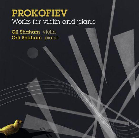Gil Shaham - Works for Violin & Piano