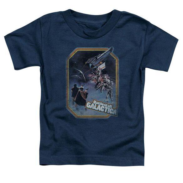 BSG POSTER IRON ON-S/S T-Shirt