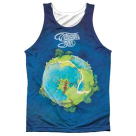Yes Fragile Adult 100% Poly Tank Top